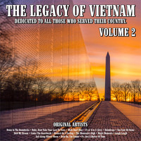 Kenny Rogers And The First Edition - The Legacy of Vietnam : Dedicated To All Those Who Served Their Country.Volume 2