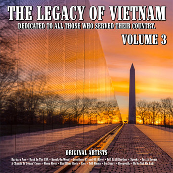 The Regents - The Legacy of Vietnam : Dedicated To All Those Who Served Their Country.Volume 3
