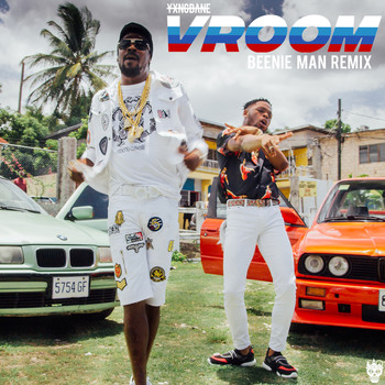 Yxng Bane - Vroom (Beenie Man Remix [Explicit])
