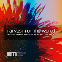 Groove Junkies &  Reelsoul - Harvest for the World