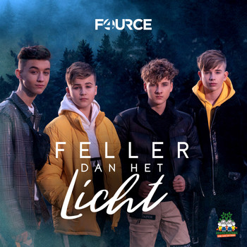 Fource - Feller dan het Licht