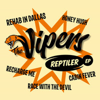 The Vipers - Reptiler - EP (Explicit)
