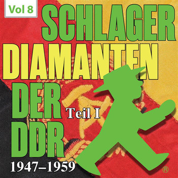 Various Artists - Schlager Diamanten der DDR, Vol. 8
