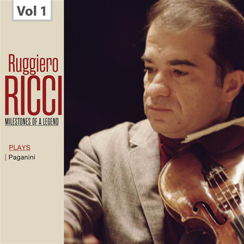 Ruggiero Ricci - Paganini: 24 Caprices for Solo Violin, Op. 1, MS 25