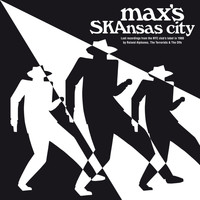 Roland Alphonso, The Terrorists & The Offs - Max's Skansas City (Lost Recordings from the N.Y.C Club)