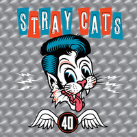 Stray Cats - Cat Fight (Over A Dog Like Me)