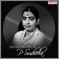 P. Susheela - Memorable Hit's of P. Susheela