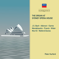 Peter Hurford - The Organ at Sydney Opera House