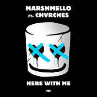 Marshmello - Here With Me