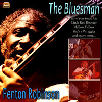Fenton Robinson - The Bluesman