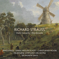 James Ehnes - Richard Strauss: Violin Concerto / Don Quixote