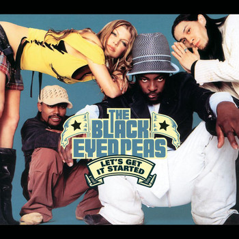 The Black Eyed Peas - Let's Get It Started (Explicit)