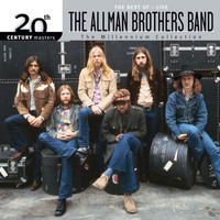 The Allman Brothers Band - The Best Of The Allman Brothers Band 20th Century Masters The Millennium Collection Vol.2 (Live)