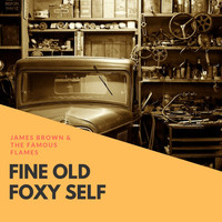 James Brown & The Famous Flames - Fine Old Foxy Self