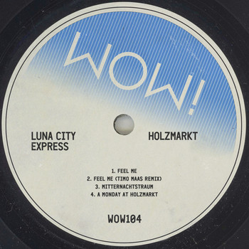 Luna City Express - Holzmarkt