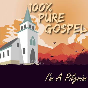 Various Artists - 100% Pure Gospel / I'm A Pilgrim (Explicit)