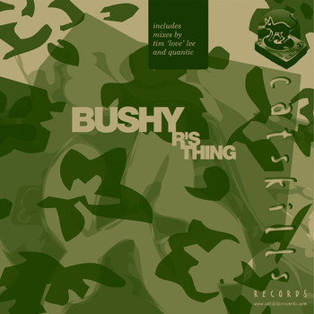 Bushy - R's Thing