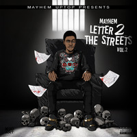 Mayhem - Letter 2 The Streets, Vol. 2 (Explicit)