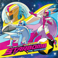 Starbomb - The Tryforce (Explicit)