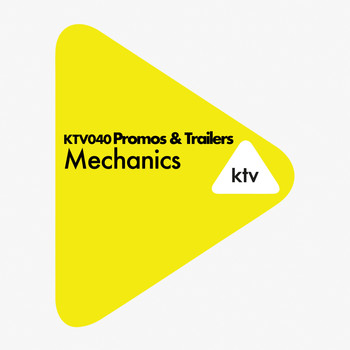 Various Artists / - KTV040 Promos & Trailers - Mechanics