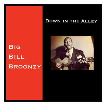Big Bill Broonzy - Down in the Alley