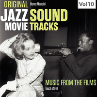 Henry Mancini - Original Jazz Movie Soundtracks, Vol. 10