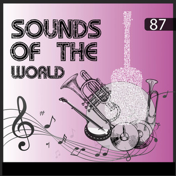 Various Artists - Sounds Of The World / Instrumental / 87