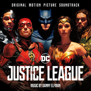 Danny Elfman - Justice League (Original Motion Picture Soundtrack)