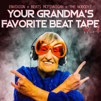 The Nobodyz, Beats McFinnigan, Envixion - Your Grandma's Favorite Beat Tape, Vol. 2