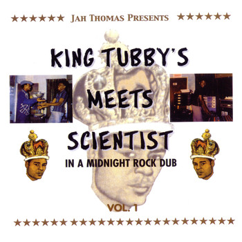 King Tubby - In A Midnight Rock Dub Vol. 1