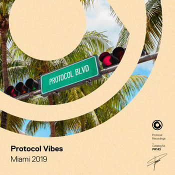 Various Artists - Protocol Vibes - Miami 2019