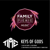 Time - Keys of Gods