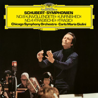 Chicago Symphony Orchestra - Schubert: Symphony No.4 in C minor, D.417 / Symphony No.8 in B minor, D.759