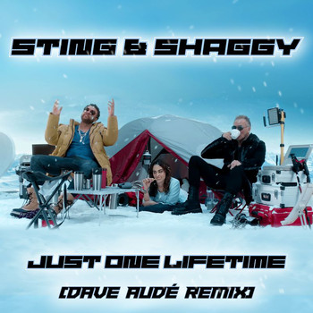 Sting - Just One Lifetime (Dave Audé Remix)