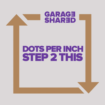 Dots Per Inch - Step 2 This