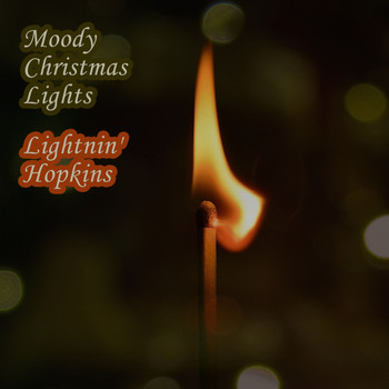 Lightnin' Hopkins - Moody Christmas Lights
