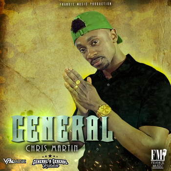 Christopher Martin - General