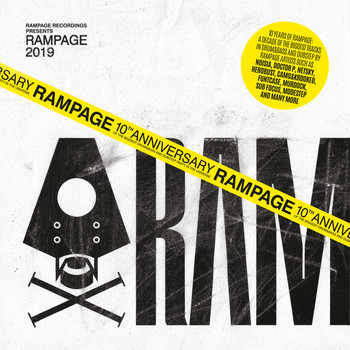Various Artists - Rampage 2019
