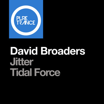 David Broaders - Jitter + Tidal Force