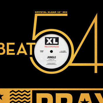 "Jungle - Beat 54 (Krystal Klear 12"" Mix)"