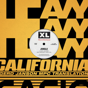 Jungle - Heavy, California (Gerd Janson MPC Translation)