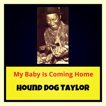 Hound Dog Taylor - My Baby Is Coming Home