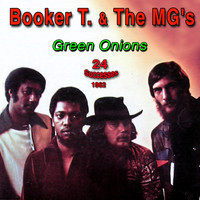 Booker T & The MG's - Green Onions - 1962 - (24 Successes)