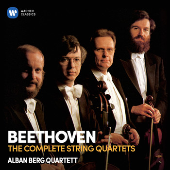 Alban Berg Quartett - Beethoven: The Complete String Quartets