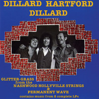 Dillard/Hartford/Dillard - Glitter Grass From The Nashwood Hollyville Strings / Permanent Wave