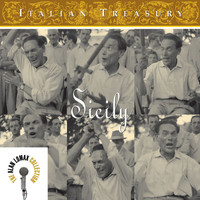Various Artists - Italian Treasury: Sicily - The Alan Lomax Collection