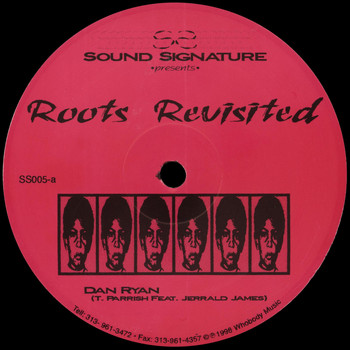 Theo Parrish - Roots Revisited