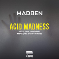 Madben - Acid Madness (EP)