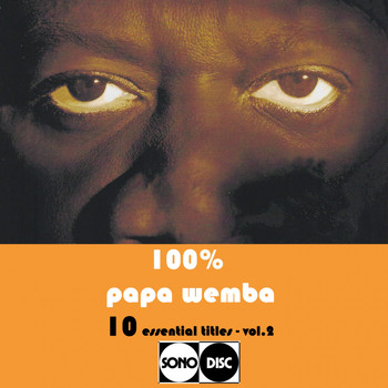 Papa Wemba - 100% Papa Wemba vol.2 (10 Essential Titles)