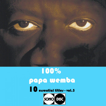 Papa Wemba - 100% Papa Wemba Vol.3 (10 Essential Titles)